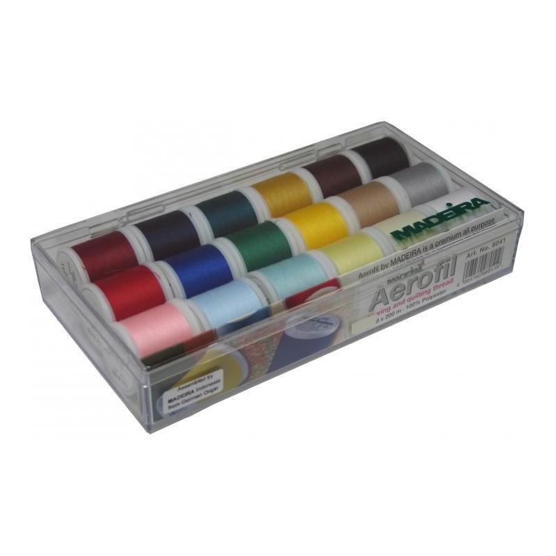 Madeira garenbox 18 kleuren