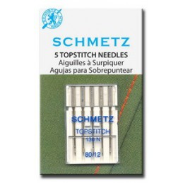 Schmetz Topstitch machinenaalden nr. 80