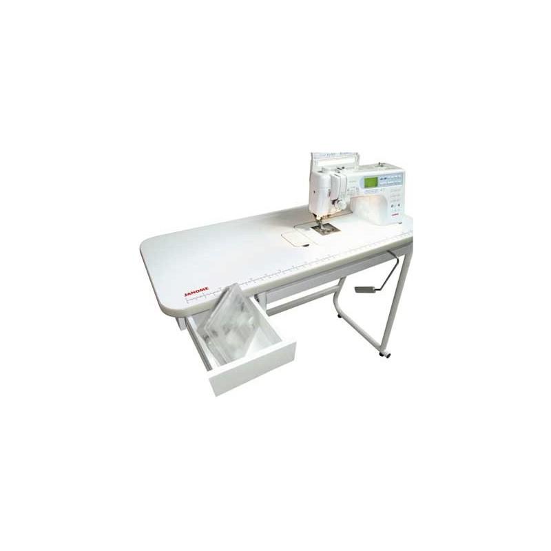 Janome tafel voor inbouwmachine (horizon serie & 6600 serie)