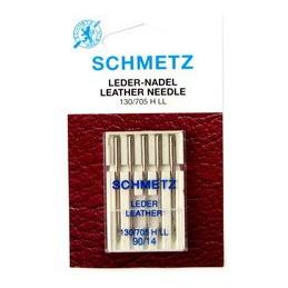 Schmetz leernaald nr. 90 - naaimachinenaald