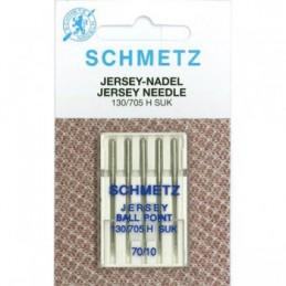Schmetz Jersey/ ballpoint nr. 70 - naaimachinenaald
