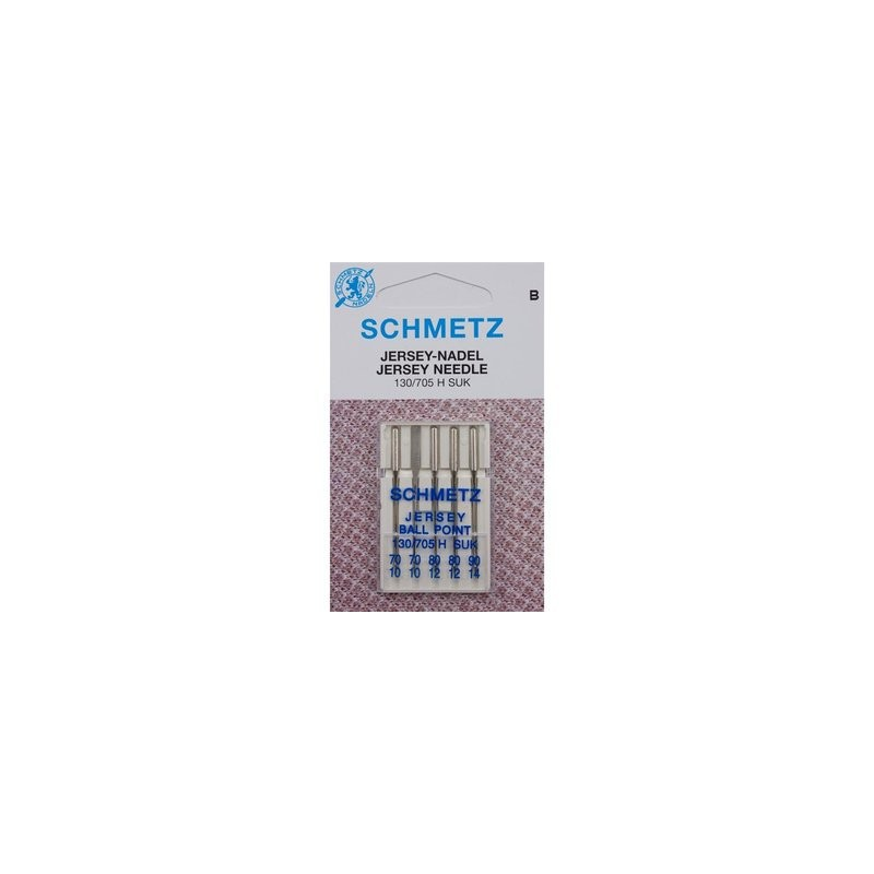 Schmetz Jersey/ ballpoint assortiment - naaimachinenaald