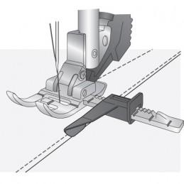 Pfaff Geleidevoet voor IDT™ systeem (instelbaar in de breedte)